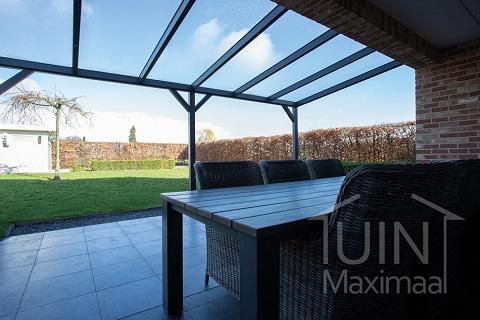 Un toit en verre ou en polycarbonate?