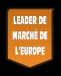 leader du marche de europe