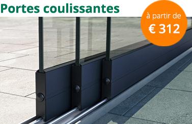 portes coulissantes a partir de 306 euro