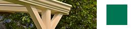 supports veranda classique creme