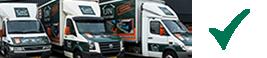 tuinmaximaal vehicles livraison