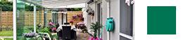 veranda avec clavette pour portes et baies coulissantes