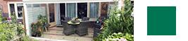 veranda creme aves portes et baies coulissantes