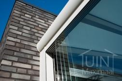 Gumax® Glazen schuifdeur bovenrail