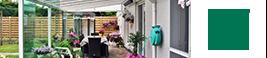 terrasoverkapping verrijking tuin