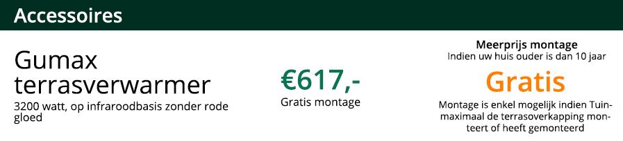 prijzen accessoires met btw voordeel belgie