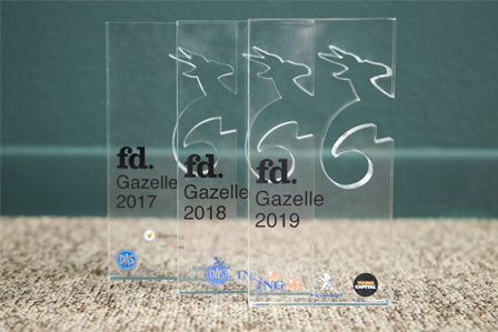 fd gazelle award 2019