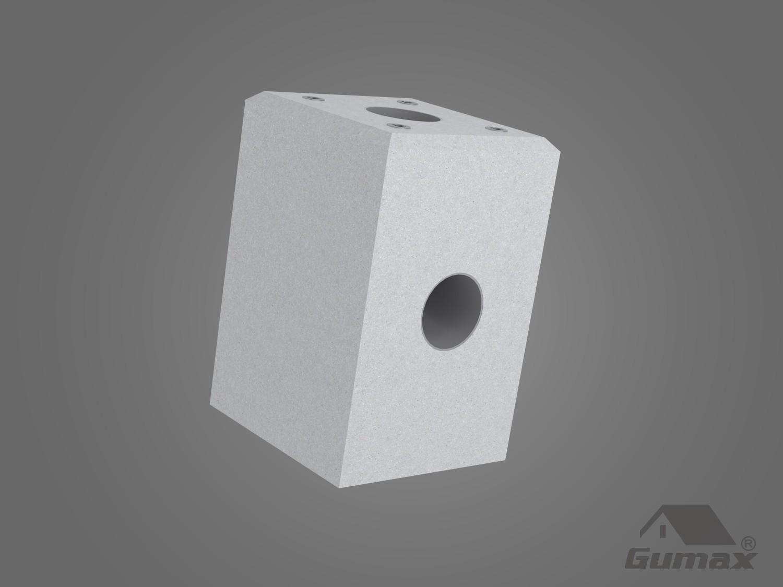 betonpoer met hwa